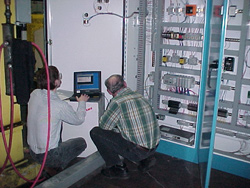 Installation and Start-Up of our Machines